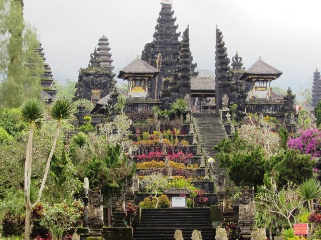 Tempel Pura Besakih, Quelle: pixabay