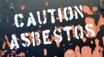 Asbest im Haus?