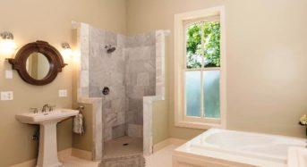 Naturstein im Bad – Der aktuelle Trend