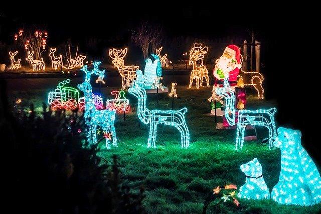 Weihnachtsbeleuchtung, Quelle: pixabay