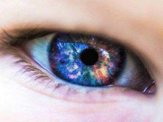 Farbige Kontaktlinsen, Quelle: pixabay