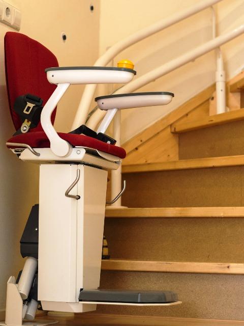 Treppenlift, Quelle: pixabay