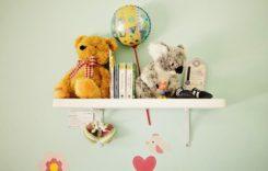 Dänische Kindermöbel