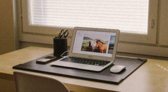Schreibtischunterlagen – bieten hohen Komfort