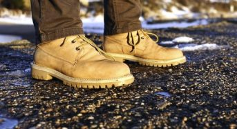 Das richtige Schuhwerk