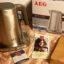 Wasserkocher Premium Line 7 Series von AEG – Anzeige