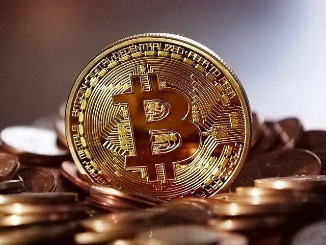 Bitcoins, Bild von MichaelWuensch auf Pixabay