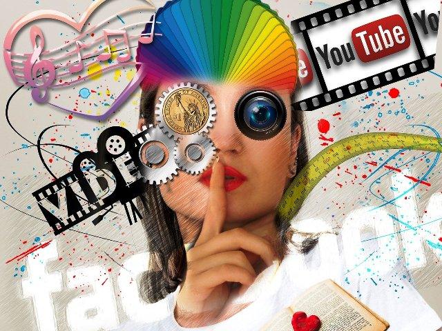 YouTube, Bild von Gerd Altmann auf Pixabay