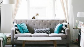 Dekokissen sorgen in jedem Raum für ein gemütliches Ambiente
