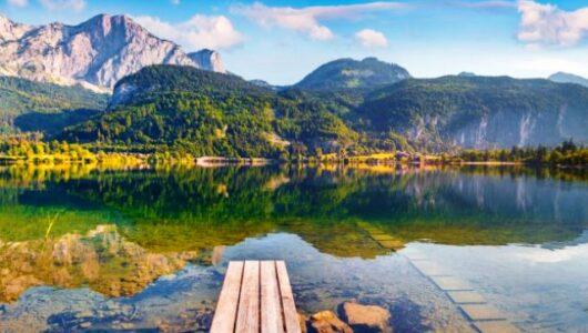 Österreich – die beliebtesten Urlaubsziele